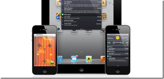 iphone ipad notifiaction center apple.com